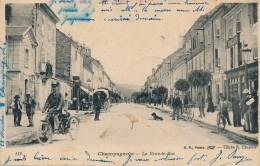 H96 - 39 - CHAMPAGNOLE - Jura - La Grande Rue - Champagnole