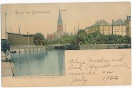 Gruss Aus Geestemünde, Zedler & Vogel, 1900. - Bremerhaven