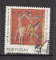 Portugal, Tir à L'arc, Archery, Cheval, Horse, Art, Peinture, Painting - Tiro Al Arco