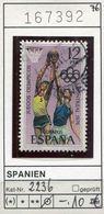 Spanien - Spain - Espana - Espagne - Michel 2236 - Oo Oblit. Used Gebruikt - 1931-Heute: 2. Rep. - ... Juan Carlos I