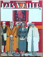 Coffret Casterman, 2004 > Igort & Carlos Sampayo : FATS WALLER - Tomes 1 Et 2 - Livres, BD, Revues