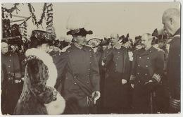 Real Photo Royal Family King - Denmark