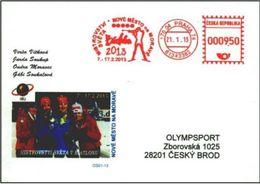 Czech Republic (13-01) World Championship Biathlon 2013 - Cover - Timbres