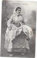 DEPT 01 - Portrait D'une BRESSANNE Au Marché  - ROUI - - Bourg-en-Bresse
