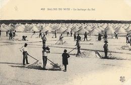 Salins Du Midi - Le Battage Du Sel - Carte M.T.I.L. N° 462 Non Circulée - Other