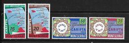 MONTSERRAT 1969 CARIFTA YVERT N°212/15  NEUF MNH** - Montserrat