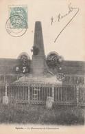 27 - EPIEDS - Le Monument De Cheminiers - Autres Communes