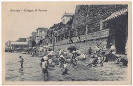 RM103 !!! NETTUNO SPIAGGIA DI PONENTE 1931 F.P. !!!! - Italia