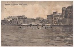 RM104 !!! NETTUNO SPIAGGIA DELLA VITTORIA 1932 F.P. !!! - Italia