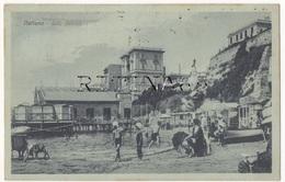 RM105 !!! NETTUNO LIDO BELVEDERE 1929 F.P. !!! - Altre Città