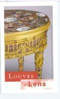 Ticket  Billet D'entrée Du Musée Du Louvre à Lens Galerie Du Temps Heures Italiennes - Tickets D'entrée