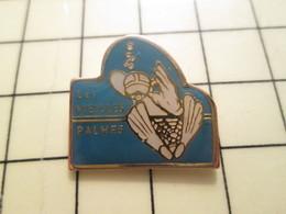 PIN715B Pin's Pins /  Rare Et De Belle Qualité : SPORTS / PLONGEE SOUS MARINE LES VIEILLES PALMES HOMME GRENOUILLE - Diving