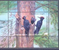 2018. Moldova, Fauna, Birds & Animals, Nature Reserve Of Moldova,  S/s, Mint/** - Moldavia