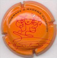 CAPSULE-CHAMPAGNE CLICQUOT PONSARDIN N°137-HOMMAGE A MADAME - Clicquot (Veuve)