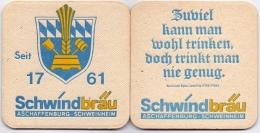 #D200-275 Viltje Schwindbräu - Sous-bocks