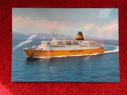 "Corsica Ferries ""M/N Corsica SerenaI"" - Dampfer"