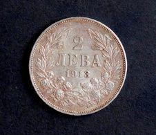 Bulgaria 2 Leva 1913 AG - Bulgaria