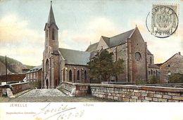 Jemelle - L'Eglise (colorisée, 1908, DTC) - Other