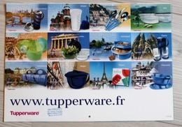 Calendrier Photos 2002 Tupperware Bienvenue à L'Euro - Calendars