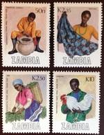 Zambia 1988 Trade Area Fair MNH - Zambia (1965-...)