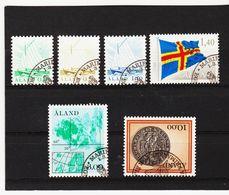 AUA567 ALANDINSELN 1984  Michl 1/6 Gestempelt / Entwertet  ZÄHNUNG Und STEMPEL SIEHE ABBILDUNG - Ålandinseln