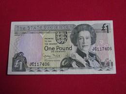 States Of Jersey - 1 Pound 1993 Pick 20 - Ttb ! (CLVG155) - Jersey