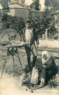 Turquie Mendiants Et Marchand De Douceurs - Turchia