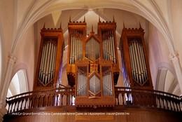 Le Grand Bornan (74)- Orgue Cathédrale Notre-Dame E L'Assomption (Edition à Tirage Limité) - Andere Gemeenten