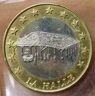 France 10 Euros 1998 Bimétallique  La Cote Saint-André / La Halle - Euros Of The Cities