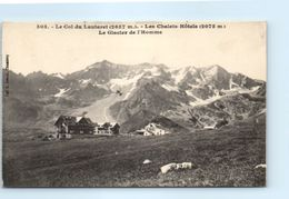 Carte  Militaire - Hopital Militaire Annexe Jules Ferry - CHAMBERY - Marcophilie (Lettres)
