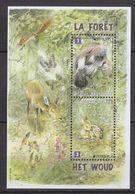Europa Cept 2011 Belgium M/s ** Mnh (38164D) - 2012