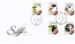 NORFOLK ISLAND 2006 Seabirds FDC - Norfolk Island