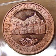 France 5 EURO DE COLMAR 1996 Cercle Numismatique - Euros Of The Cities