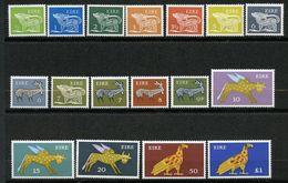 Irlande, Yvert 318A/323,349A,350A,382, Scott 343/359, MNH - 1949-... República Irlandése