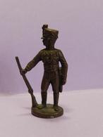 KINDER METAL  PRUSIEN  CHASSEUR - Metal Figurines