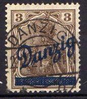 Danzig 1920 Mi 34, Gestempelt [310318XXII] - Danzig