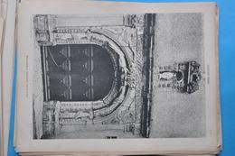 ARCHITECTURE FRANCAISE / MELLE (DEUX SEVRES) HÔPITAL - Prints & Engravings