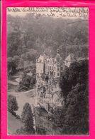 Cpa  Carte Postale Ancienne  - Walzin Vue Du Chateau - Autres