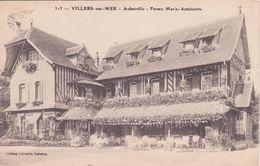 CPA -  313. VILLERS SUR MER  - Auberville Ferme Marie Antoinette - Villers Sur Mer