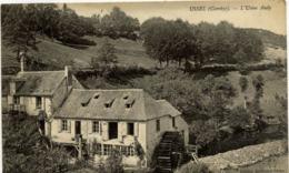 19 USSEL - L'Usine Audy - (moulin Avec Roue à Aube Bien Visible) - Ussel