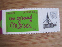 TIMBRE PERSONNALISE 3761b  LOGO PRIVE - France