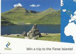 Islas Feroe. - Fotografía