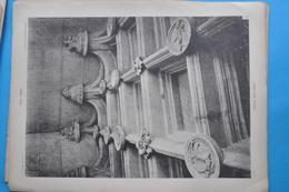 ARCHITECTURE FRANCAISE / ANGERS PLAFOND - Estampes & Gravures