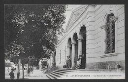 AÏN TEMOUCHENT - La Mairie ( Le Commissariat ) - Autres Villes