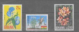 2 Serie De Ghana Nº Yvert 278 Y 292/92 * - Ghana (1957-...)