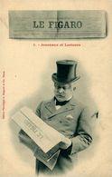 Journaux Et Lecteurs LE FIGARO - Frans