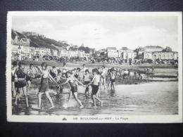 FRANCE CARD BOULONGNE SUR LA MER POSTMARK CALAIS 1937 - China