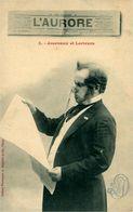 Journaux Et Lecteurs L'AURORE - Français