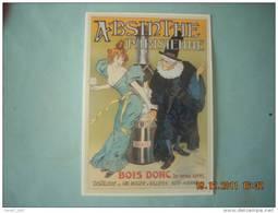 CLOUET  10783  ABSINTHE PARISIENNE  VILLIERS SUR MARNE  LE VAL ROGER - Other
