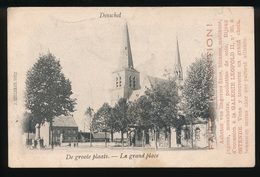 DESSCHEL  LA GRAND PLACE - Dessel